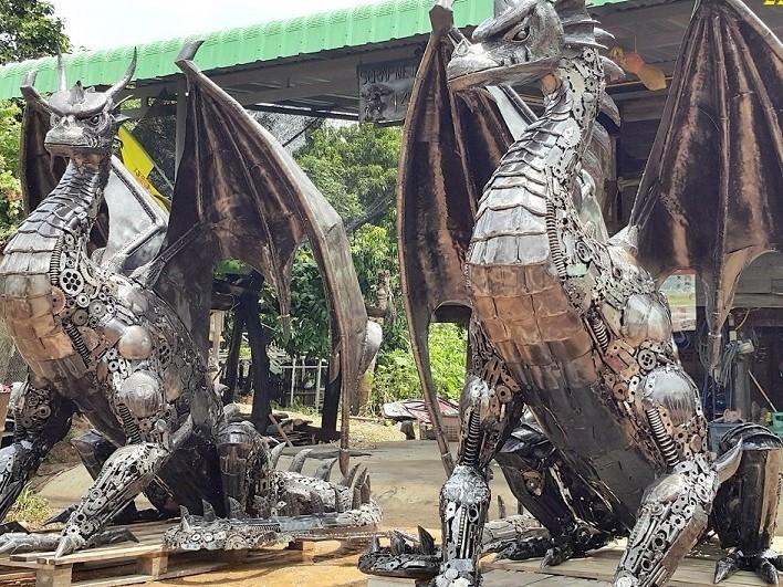 dragone smetal