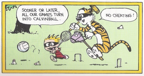 Calvinball calvin and harris
