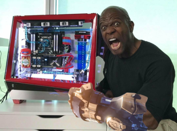 Terry Crews photoshop