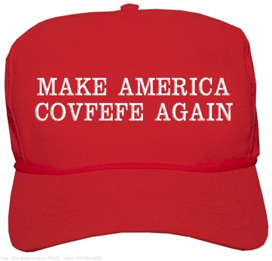 covfefe great again