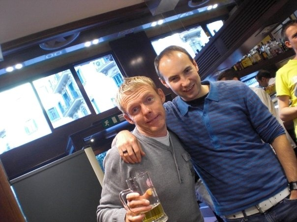 Matthew Hogg siempre borracho 5