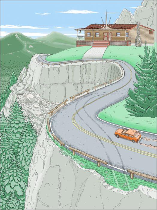 Libro ilustrado con Paint