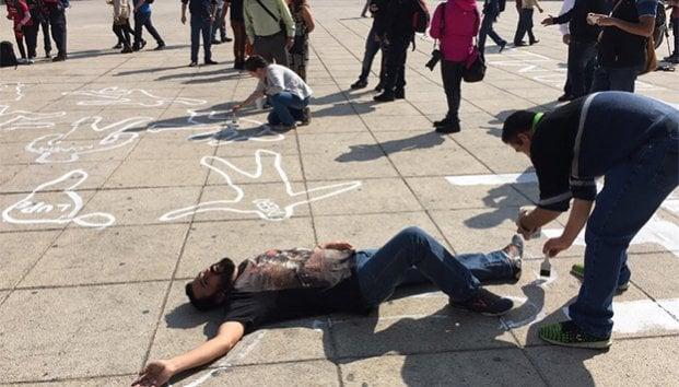 México, segundo país más violento