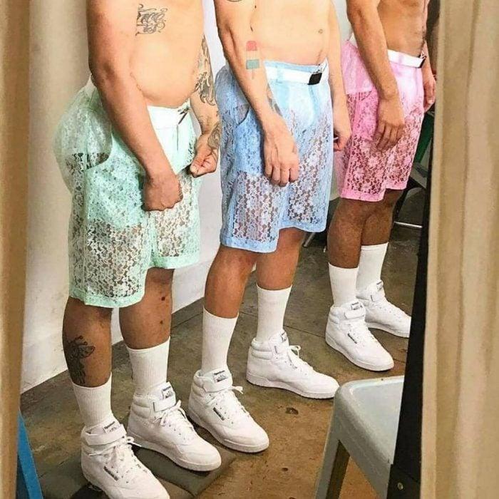 Lacey Shorts la tendencia del verano