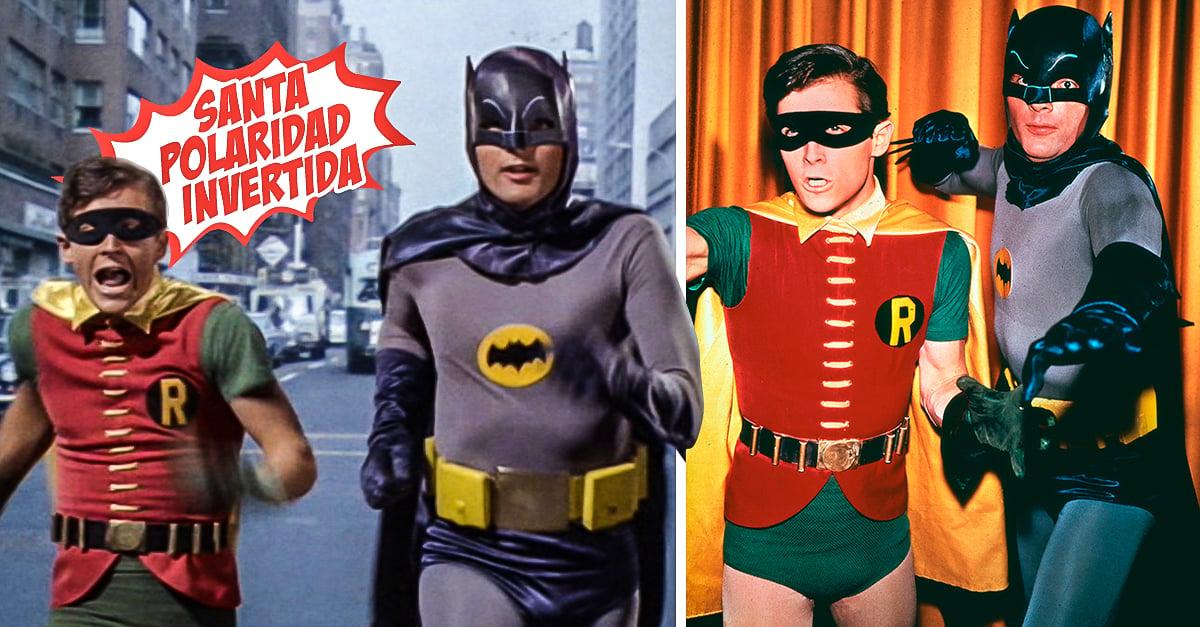 20 Exclamaciones Disparatadas De Robin En La Serie De Batman