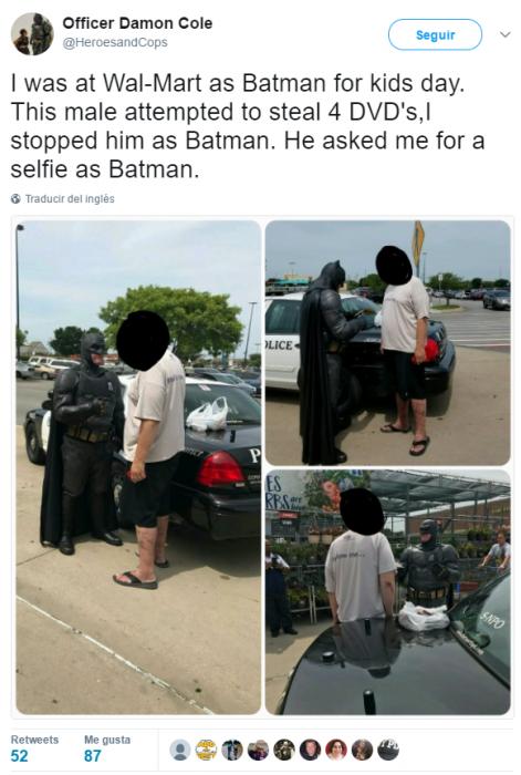 batman y ladron