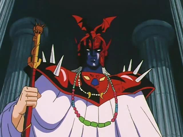 Gran patriarca caballeros del zodiaco