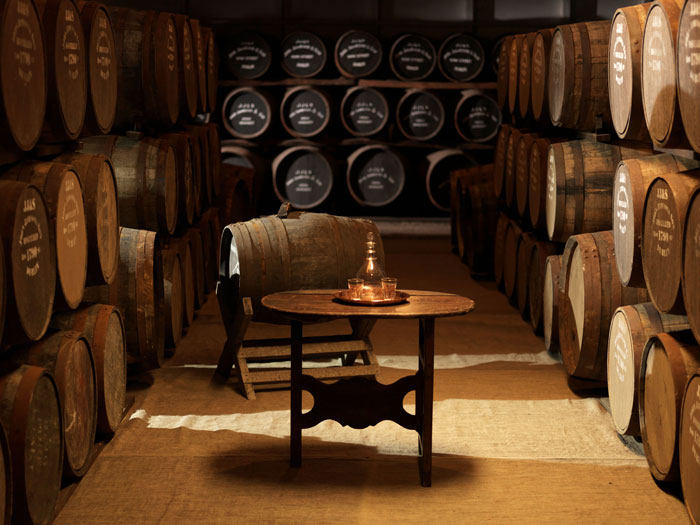 Barriles de Whisky Jameson