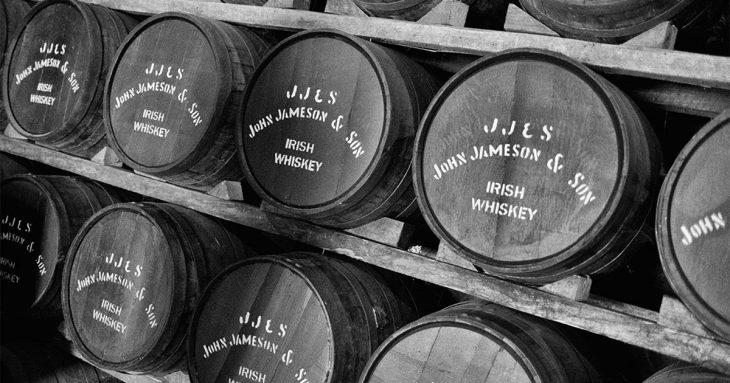 Barriles de Jameson