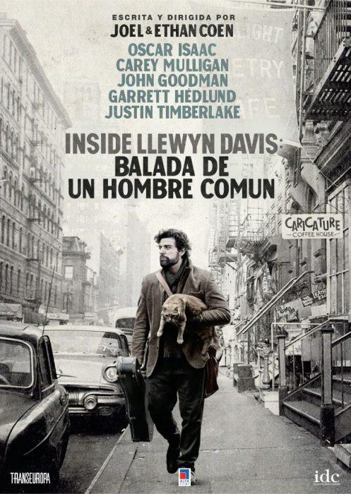 Balada de un hombre común, deJoel y Ethan Coen (2013)