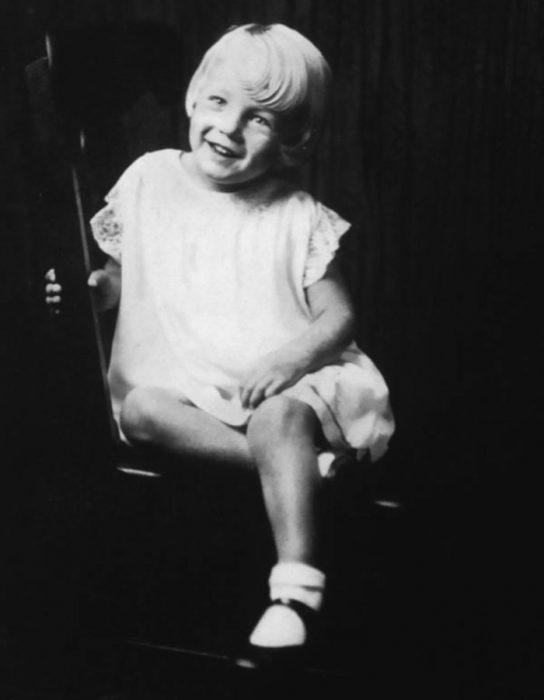 Fotos que muestran la vida de Marilyn Monroe antes de ser famosa 3