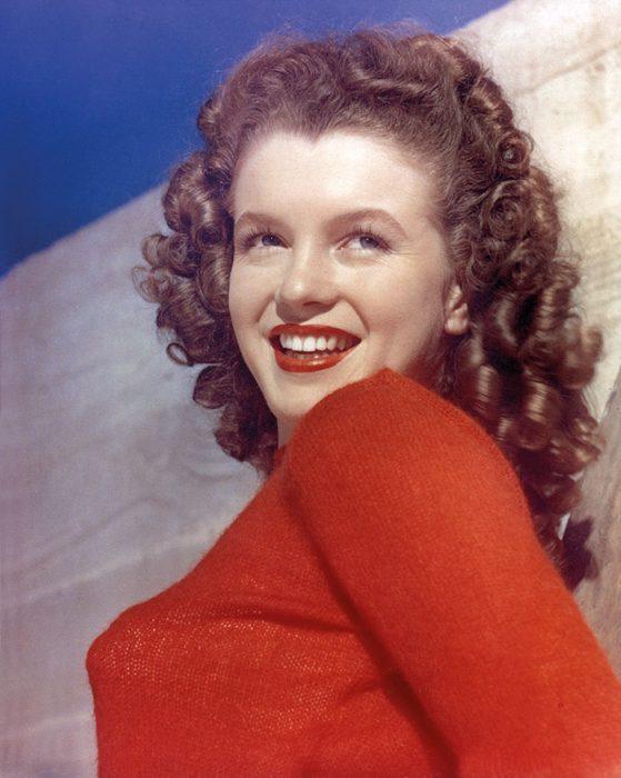 Fotos que muestran la vida de Marilyn Monroe antes de ser famosa 22