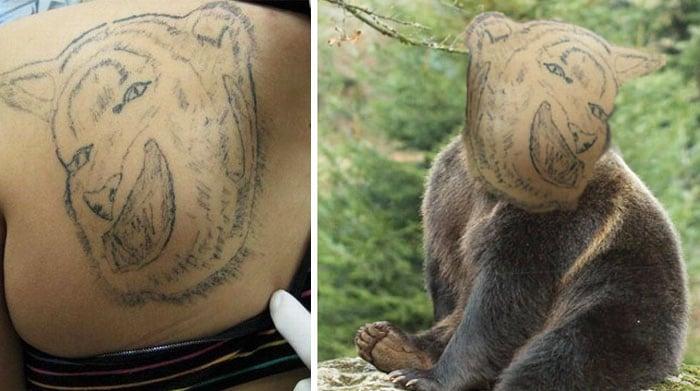 peores face swaps de tatuajes 12