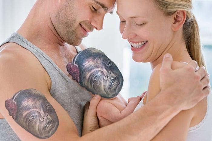 peores face swaps de tatuajes 5