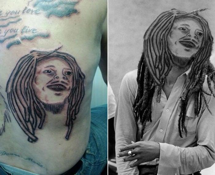 peores face swaps de tatuajes 8