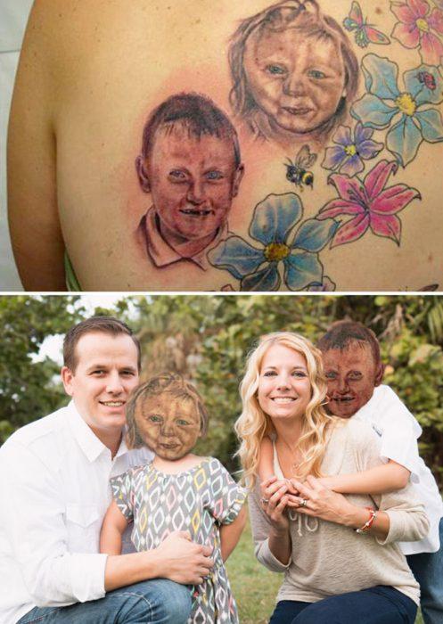 peores face swaps de tatuajes