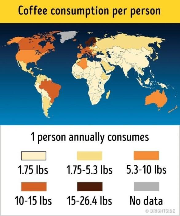 mapa consumo mujeres