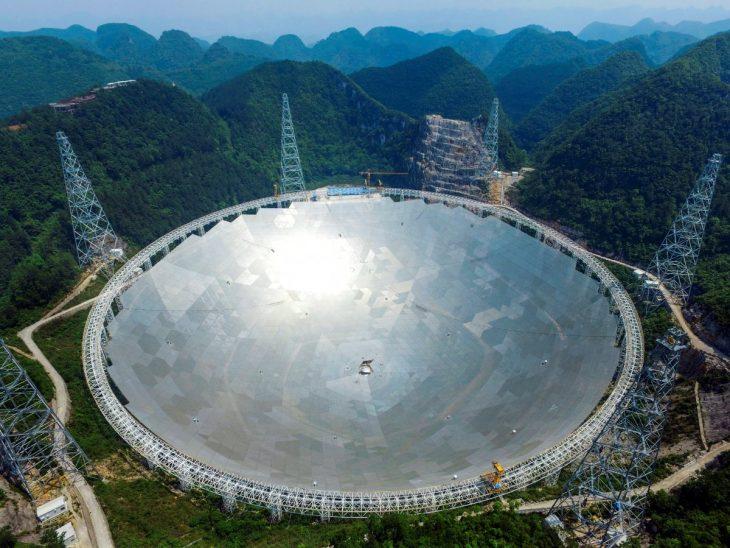 telescopio chino