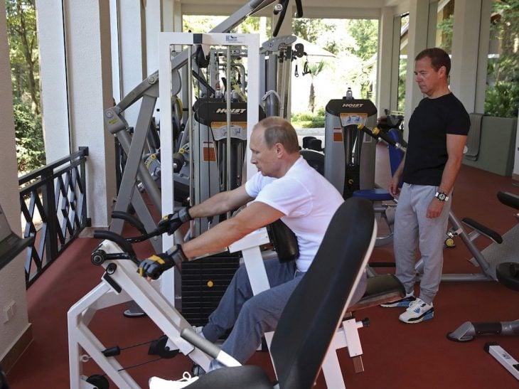 ejercicio putin
