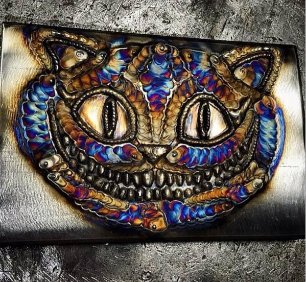 gato soldadura