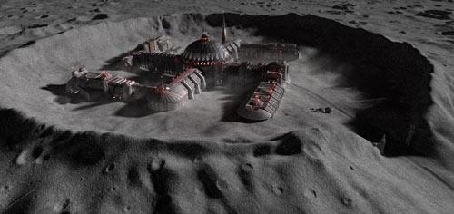nazis en la luna y los ovnis
