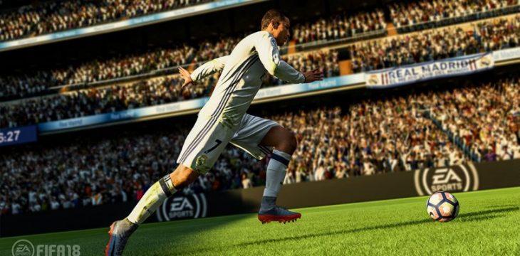 Escena de FIFA 18