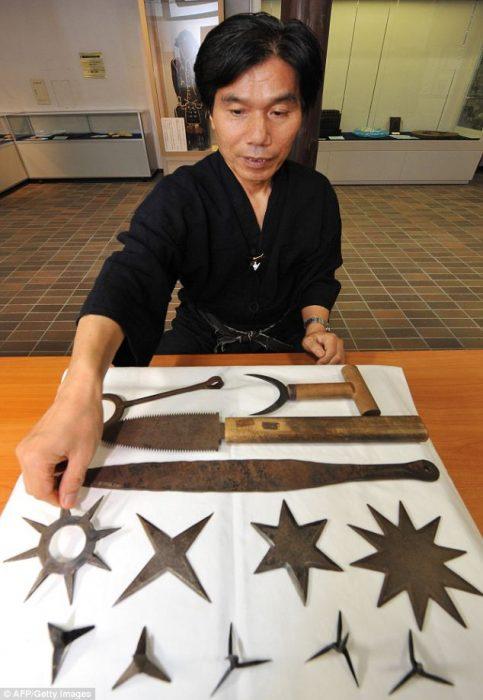 Jinichi Kawakami el último ninja 2