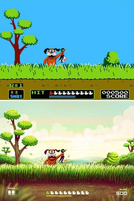 Imágenes de NES con Photoshop