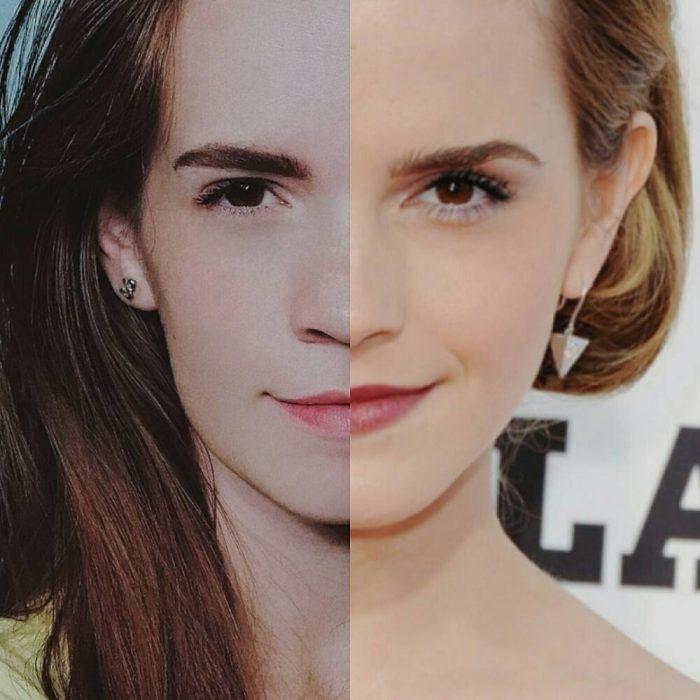 Emma Watsony Kari Lewis