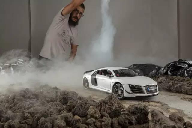 Fotografía para Audi R8