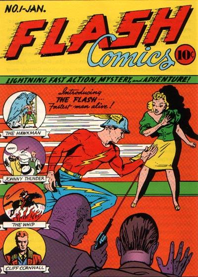 Primer número de Flash