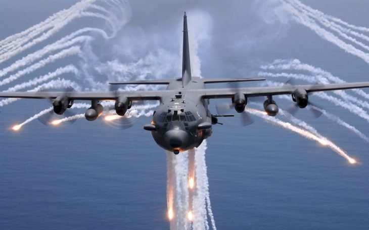 Ghostrider AC-130J