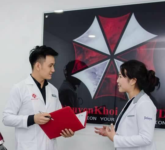 medcare skin center umbrella