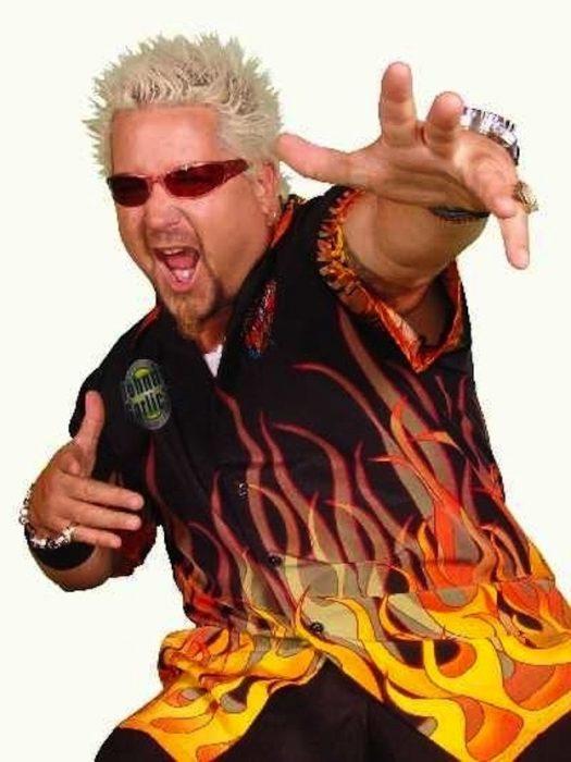 shirt flames