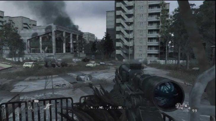 Call of duty videojuego