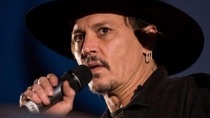 Johnny Depp declaraciones sobre Trump