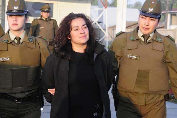 Roxana Valdés Asesina