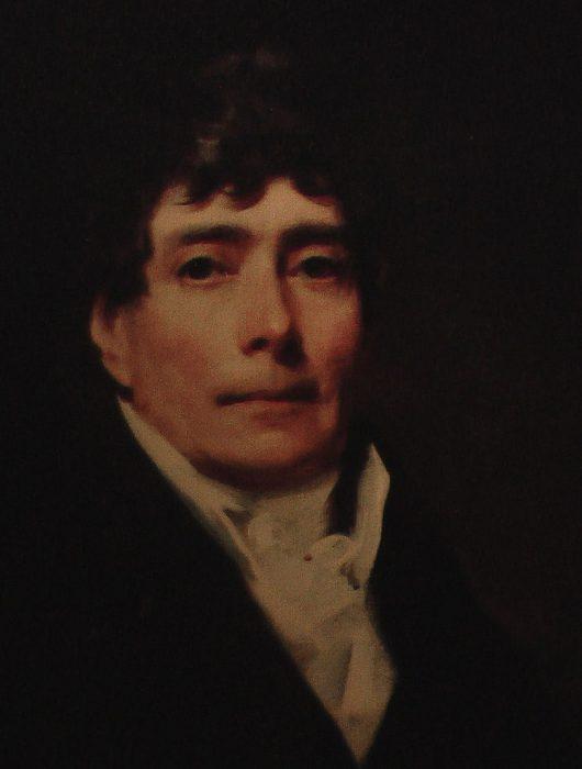 Retrato de John Jameson