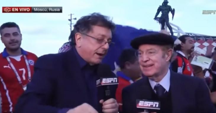 Transmisión de ESPN