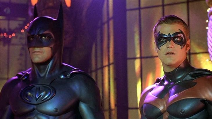 pezones disfraz batman y robin
