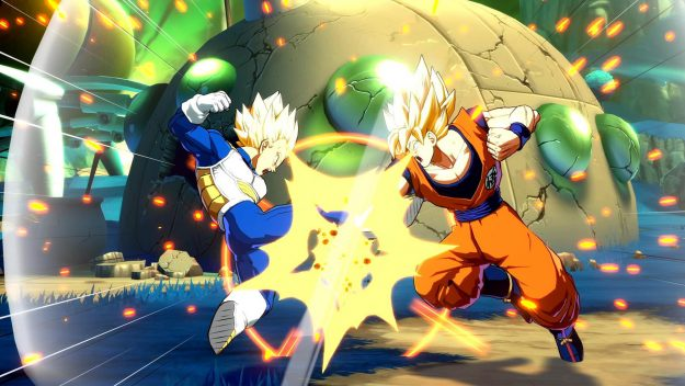 Dragon Ball FighterZ videojuego