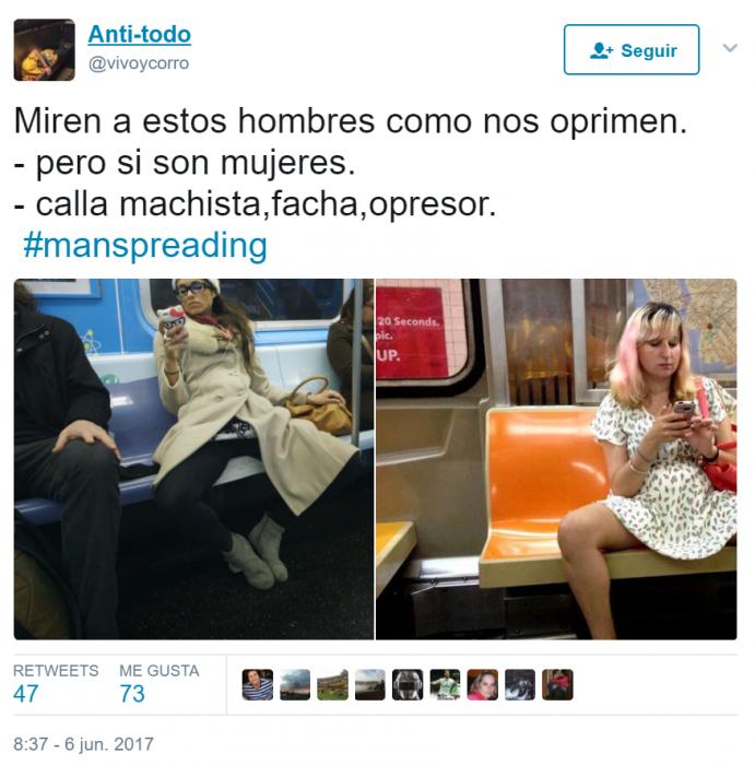 manspreading twitter 3