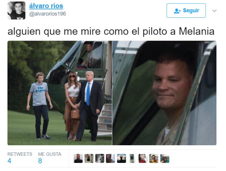 melania piloto