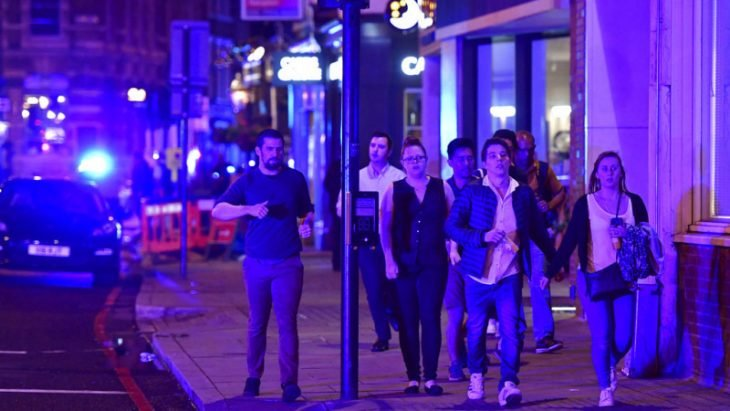 Ataque terrorista London Bridge