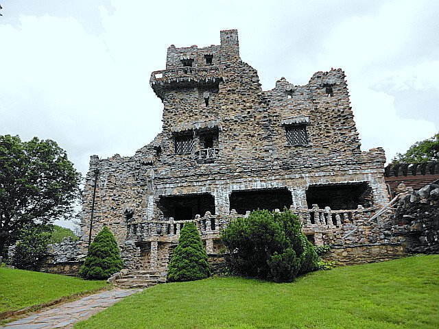 Gillette Castle, en Connecticut
