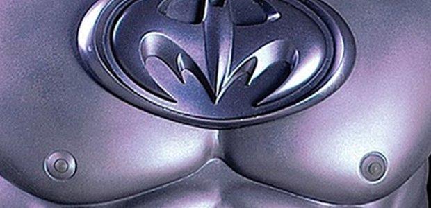 pezones en el disfraz de batman y robin