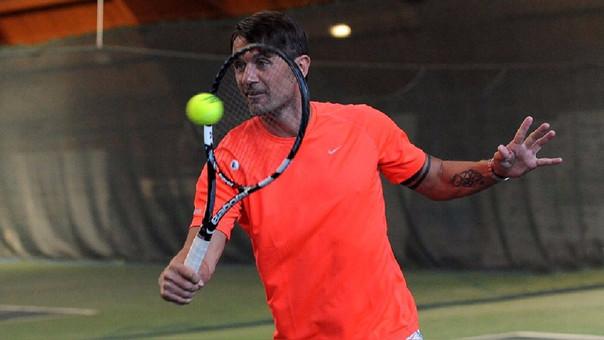 Paolo Maldini tenista