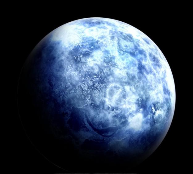 planeta frio
