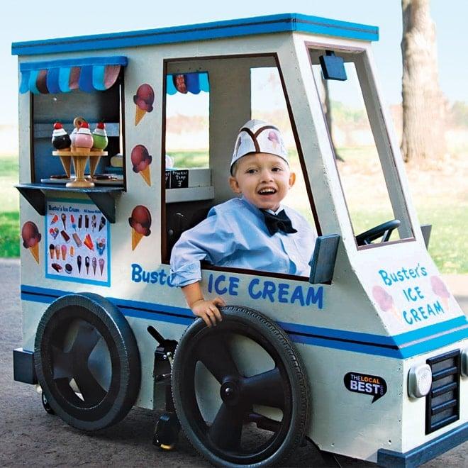 papa carro de helados