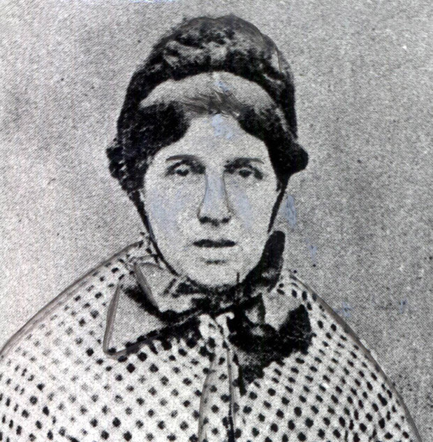 Mary Ann Cotton viuda negra